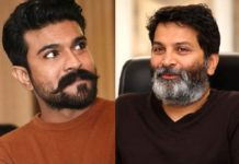 After RRR, Ram Charan film with Trivikram Srinivas?
