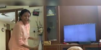 Anchor Suma pet dog is mad at her! Reason Ramuloo Ramulaa