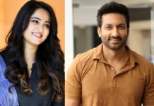 Anushka being considered opposite Gopichand?