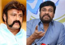 Balakrishna again comments on Chiranjeevi, Naga Babu and shootings