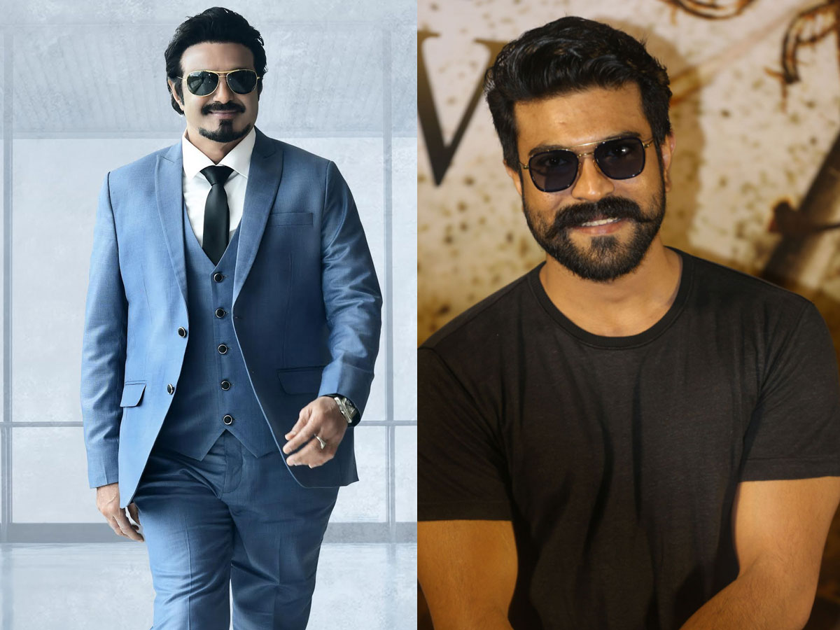 Balakrishna says to Ram Charan: I will break your teeth