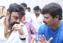 Balakrishna's new decision on Boyapati's film