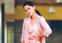 Bindu Madhavi quarantine time starts