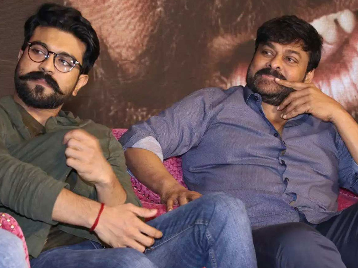 Charan doesn't want to risk Chiru
