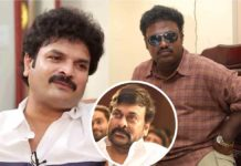 Chiranjeevi to solve property dispute between Dasari sons