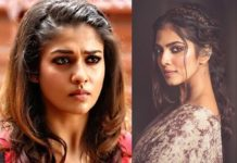Cinematographer daughter beats Nayantara