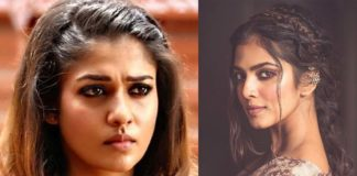 Cinematographer daughter beats Nayantara