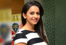 Decided to go ahead with Rakul Preet Singh?