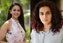 Either Taapsee or Rakul Preet to play Karnam Malleswari