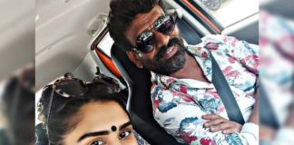 Fingers crossed! Vanitha Vijayakumar shares pic with fiancé Peter Paul