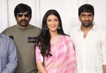 Gopichand's strong revelation about Ravi Teja's film