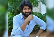 Introvert type Vijay Deverakonda speaks less