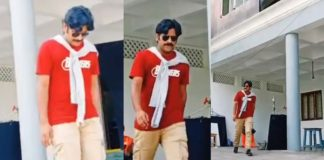 It's not Pawan Kalyan, his look-alike spotted