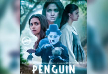 Keerthy Suresh Penguin in Profit Zone