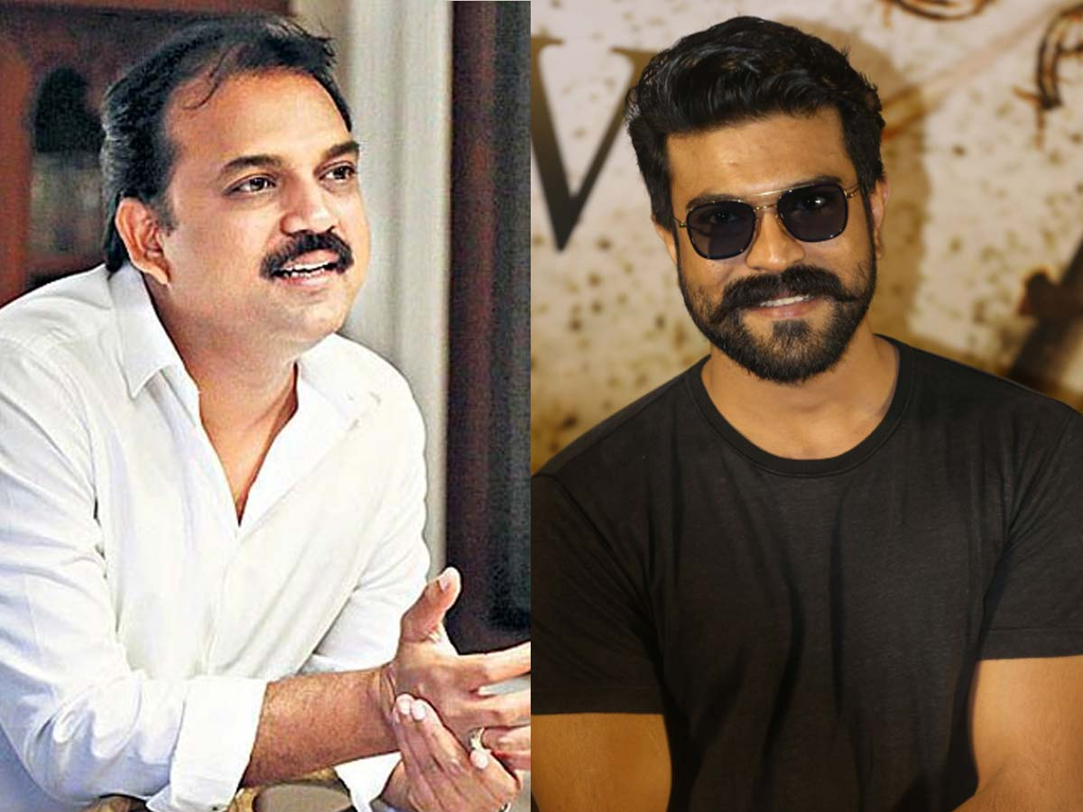 If ok, Koratala Siva carry on with Ram Charan otherwise another star hero?  - tollywood