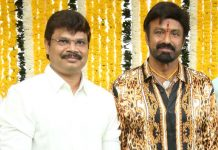 Latest addition to Balakrishna Boyapati Film