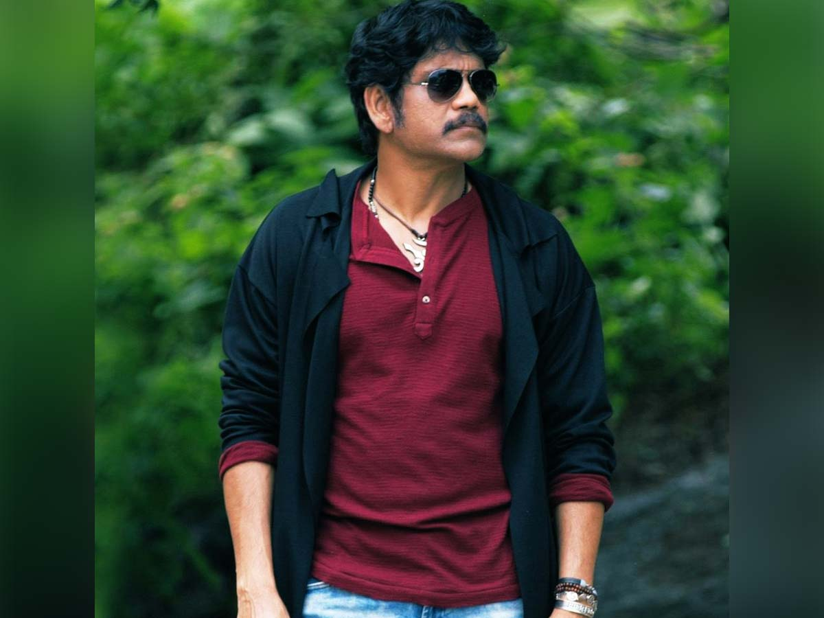 Long awaited full Blown treat from Nagarjuna