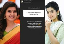 Mahesh Babu extremely fond of Samantha and Rashmika