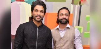 Making Allu Arjun inspiration obvious for Navdeep
