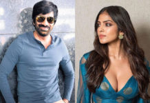 Malavika Mohanan rejects Ravi Teja?