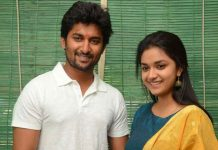Nani announces help to Keerthy Suresh