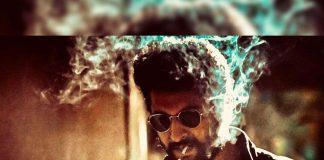 Nani glimpse from V: Sports rugged beard and smoking