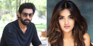 Nidhhi Agerwal walks out of Puri Connects! Reason Rana Daggubati