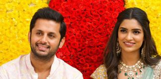 Nithin wedding with Shalini at Farmhouse