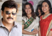 Not Suhashini, it's Khushbu in Chiranjeevi film