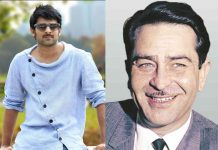 Over three decades! First Raj Kapoor, Next Prabhas
