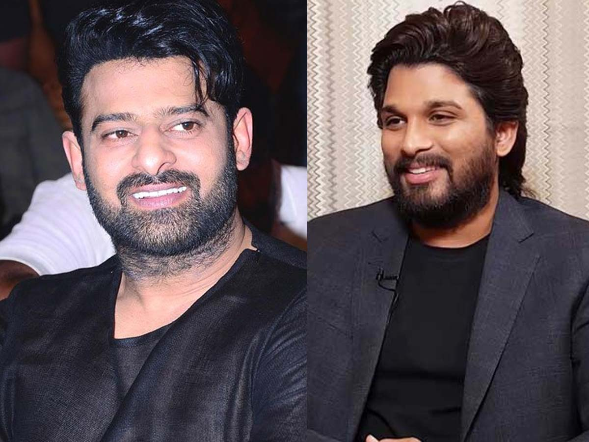 Prabhas and Allu Arjun paying salaries to their staff without any deduction
