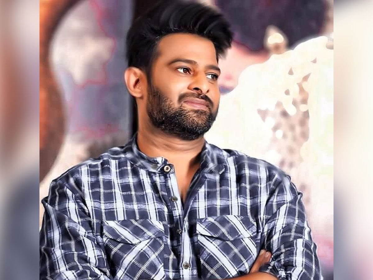 Prabhas fans find a reason to cheer up