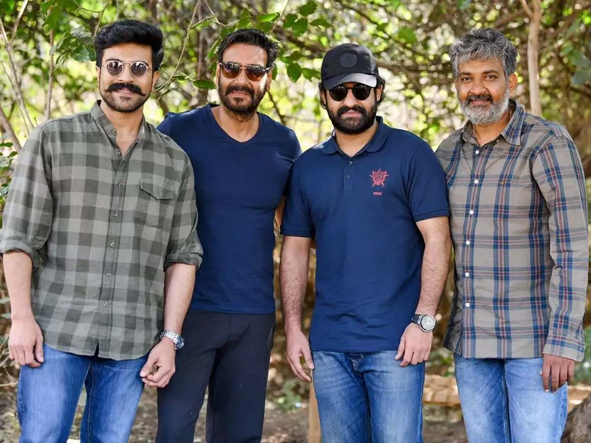 RRR shoot to start this week