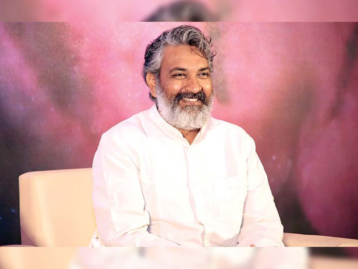 Rajamouli RRR trail shoot with dupes