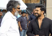 Rajamouli ready for test shoot of RRR