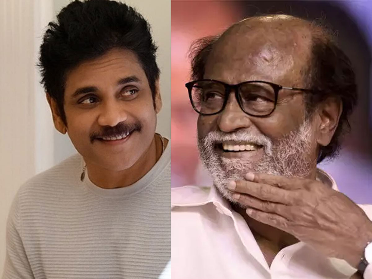 Rajinikanth rejected, But Nagarjuna quickly accepted it