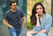 Ram Charan asks for special favor, Alia Bhatt says no?