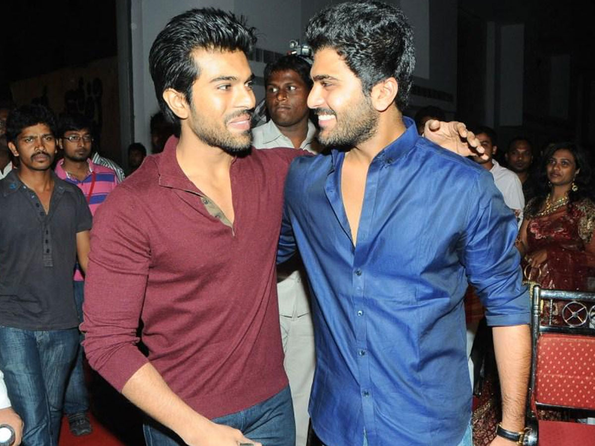 Ram Charan exit, A safe call or excuse for Sharwanand?