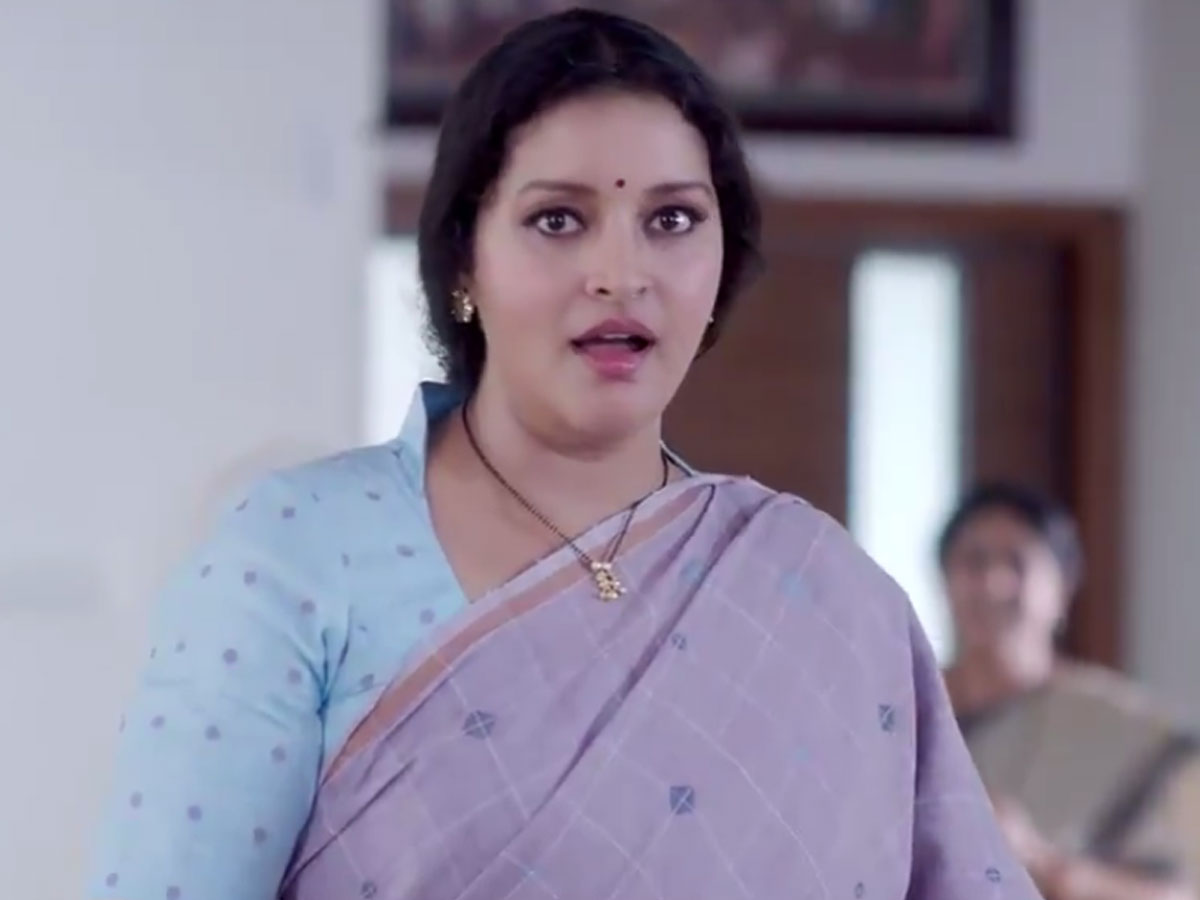 Renu Desai in Comeback mode
