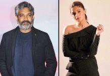 Risky Alia Bhatt risking with Rajamouli