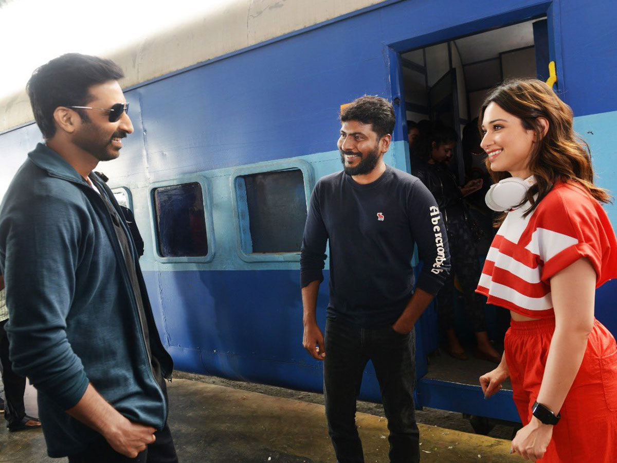 Rivalry between Gopichand and Tamannah