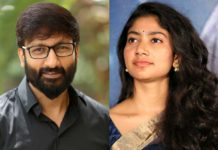 Sai Pallavi rejects Gopichand?