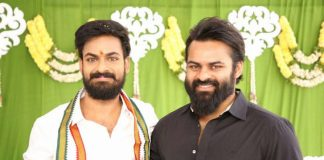 Sai Tej can't wait for his brother's debut
