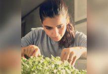 Samantha Akkineni First harvest