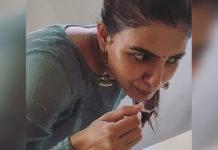 Samantha Akkineni joins Cooking class