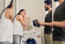 Samantha  and Naga Chaitanya ad shoot - Equal partnership