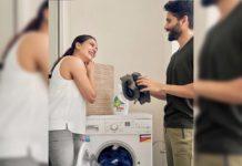 Samantha and Naga Chaitanya ad shoot -Equal partnership