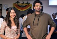 She has to pull of the Classic for Prabhas
