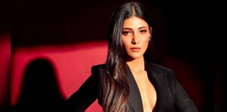 Shruti Haasan garners 14 Million Followers on Instagram