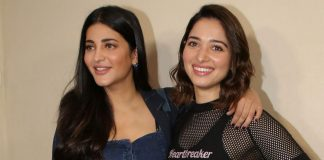 Shruti Hassan challenges to BFF Tamannah